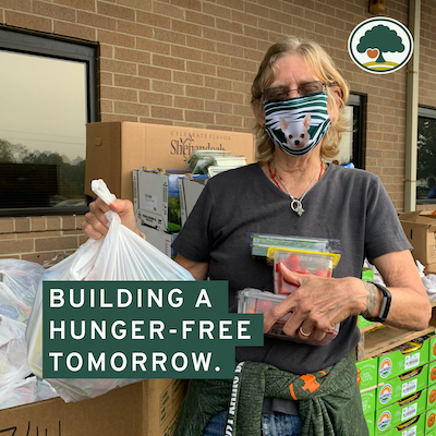 Building a Hunger Free Tomorrow